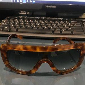 Celine authentic sunglasses brown